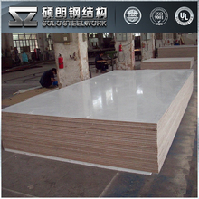 Best Sales Custom-Made Fire Resistant Fiberglass Reinforce Plywood Panel