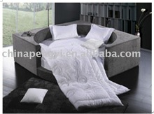 fabric round bed py-020