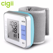 Good Reputation FDA CE wrist digital blood pressure monitor