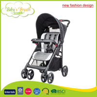 BS-18A 2015 europe new fashion design baby stroller pram 3 in 1