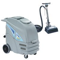 Split carpet upholstery extractor cleaners/ extraction machines/ care machine/ cleaning machines