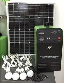 10w small DC solar lighting system solar home kit/camping equipment solar power kit for cell phone