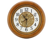Chinese Antique Style Home Decorative Wall Clock Design Wooden for Bedroom JHF15-8120A