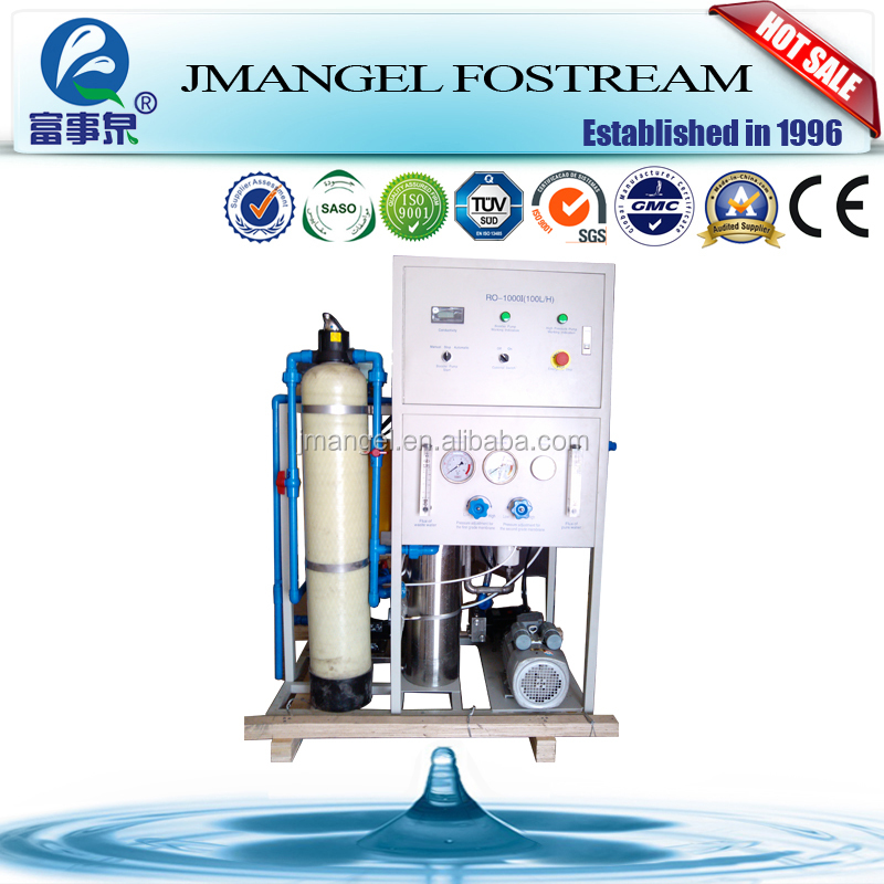 Factory direct sales ro system automatic ro machine/desalination equipment price