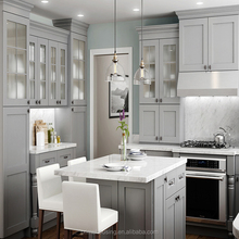 American style ready made modern kitchen cabinets