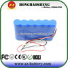 Customized Lithium Battery 12v 18650 Lithium Battery Pack 4ah for Electric Golf Trolley