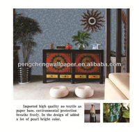 home decor handicraft making 3D wall paper waterproof art Design
