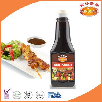 BBQ Sauce Squeeze Bottle for bbq Grilling