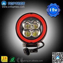 12w 12v 24v led head light for 3 wheel car motorcycles,new products 2015 ,cheap price led lights