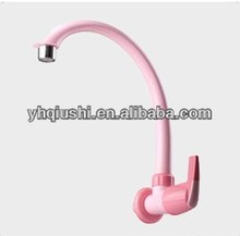 wall mount sink tap with handle