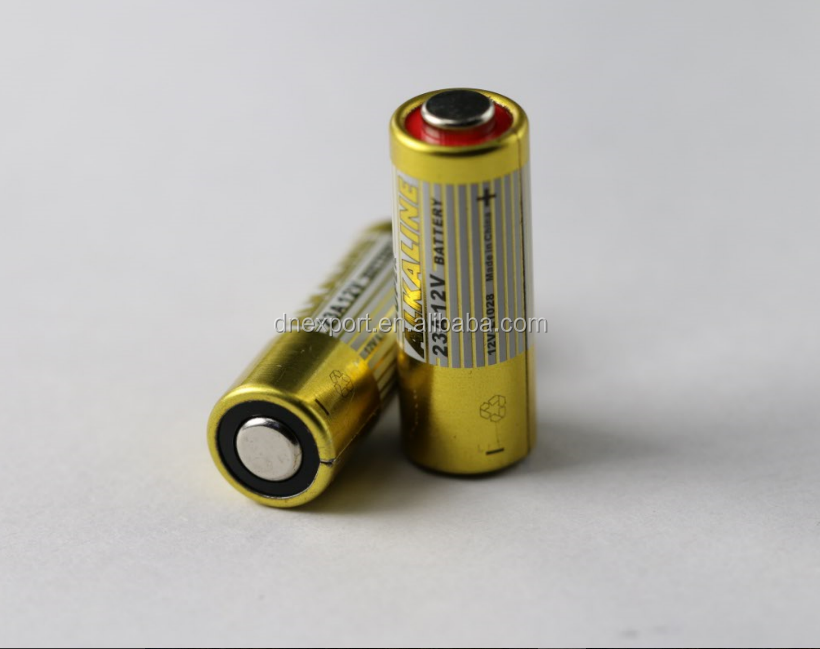 High Power 23A Alkaline Battery 12V Dry Cell Battery