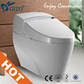 New Design Western Bathroom Design Automatic Portable Toilet Price