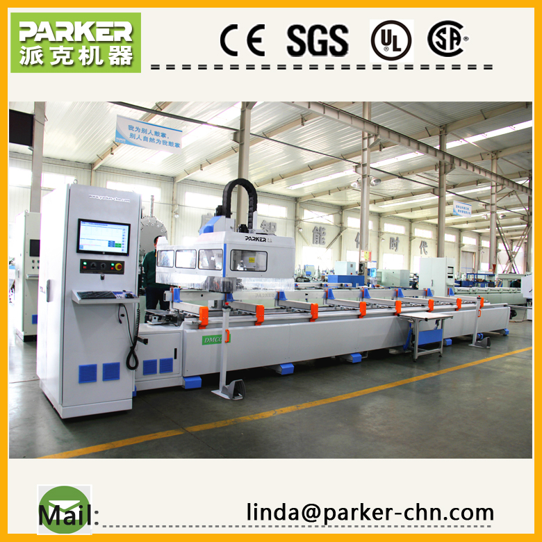 high speed cnc rail drilling machine