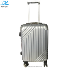 ABS tolley suitcase sets traveling luggage bag Chinese factory