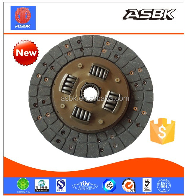 auto car part from Chinese manufacturer clutch disc for TYD096U for toyota car with high quality