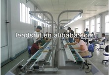 Double sides automatic PCB insertion line ,insertion machine for pcb or cfl