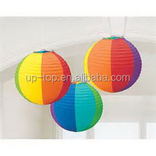 Import export hot product pattern paper lantern