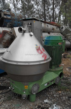SC100-06-777 Used Westfalia Disc Separator