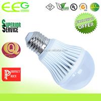 waterproof led light bulb dimmable lamp7w replace 15w 20W CFL