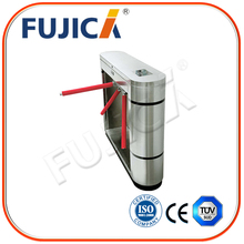 Tripod turnstiles building management system