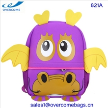 hot selling best price eva lightweight waterproof animal cartoon dinosaur dragon zoo pack kids backpack