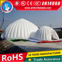 giant inflatable white dome tent event for sale