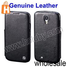 HOCO Flip Genuine Leather Case for Samsung I9500 Galaxy S4