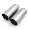 Hot dipped Zinc steel round tube Zincing steel pipe water tubing