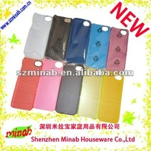 2012 hot sale! Colorful Most popular cellphone case for iphone 5