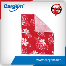 Cargem Eco-Friendly Microfiber Cloth For Cleaning Knitting Printed Towel