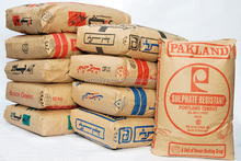 Cement Industry Bag/Paper Cement Packaging Bags/ Used Cement Bags
