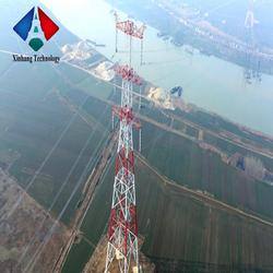 20ft 30ft 35ft 40ft china top ten selling products 132kv steel transmission line tower electric tapered power pole