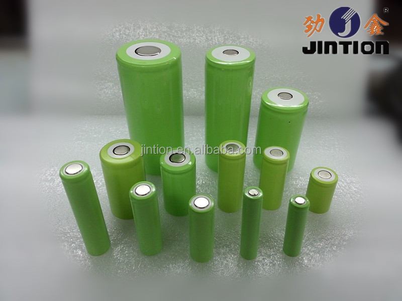 Ni-Cd AAAA AAA AA A SC C D F M Rechargeable battery cells