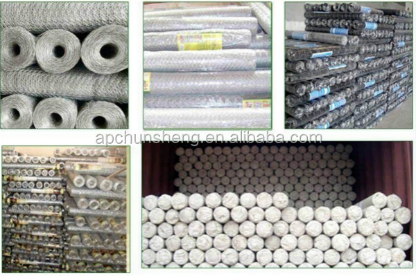 poultry roofing / stainless steel fish pot / weaving hexagonal wire netting