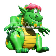 custom made green Dragon inflatable model, inflatable Baby Dragon replica for sale