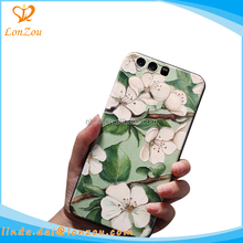 Best buy mobile phone cases floral design personalized unbreakable fancy cell cover bulk phone cases