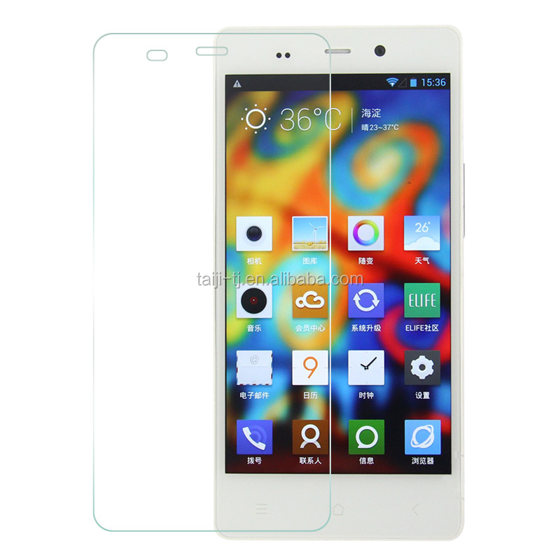 2015 New design glass for gionee s5 screen protector tempered glass
