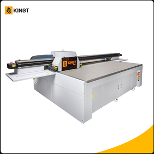 Wide uv Flatbed Sticker Printing Machine with Ricoh Gen5 Print Head