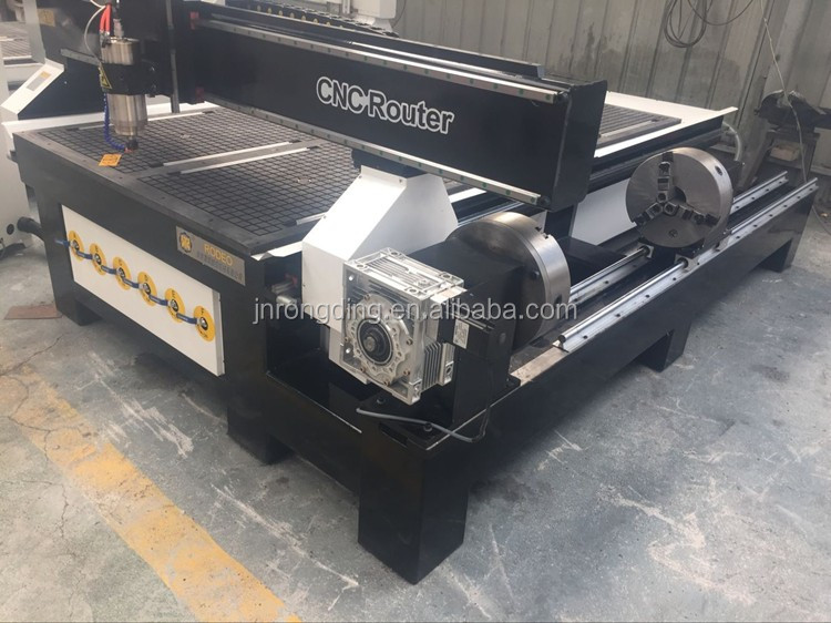 Factory price 1325 wood cnc router machine 4 axis