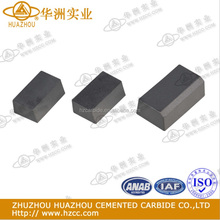 tungsten carbide brazed tips and carbide welded insert turning tools