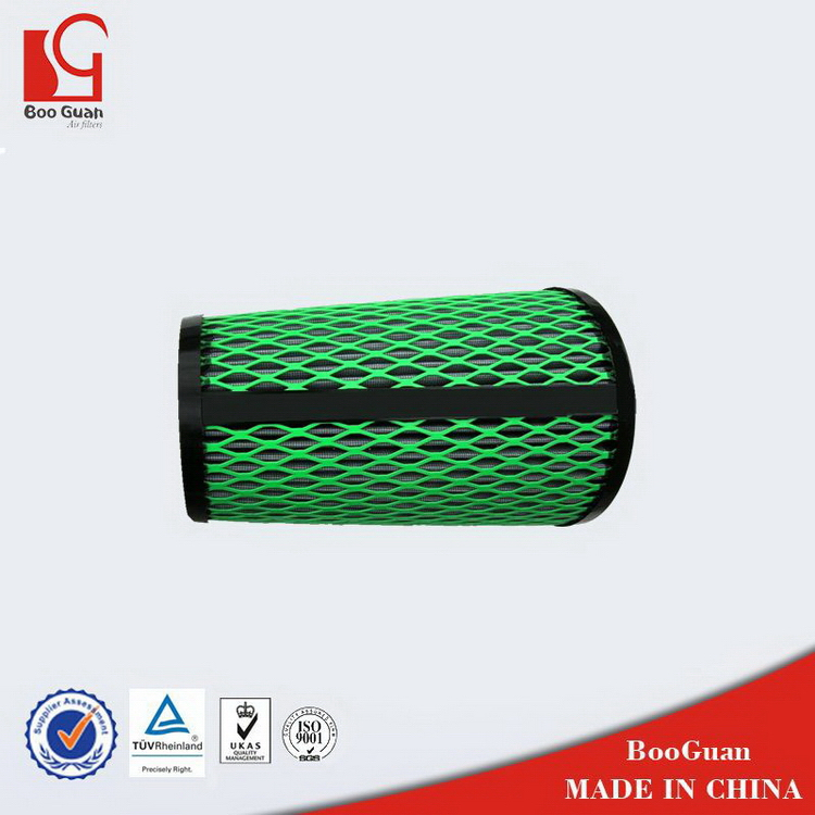 Bottom price latest auto red color air filter paper