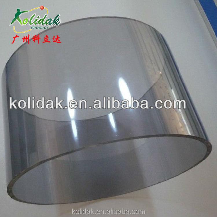 Clear large diameter cast acrylic tube buy