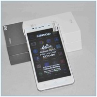 "Original Siswoo Longbow C55 4G LTE Mobile Phone MTK6735 Quad Core Android 5.1 Lollipop 5.5"" 1280x720 2GB 4200mAh Battery phone"