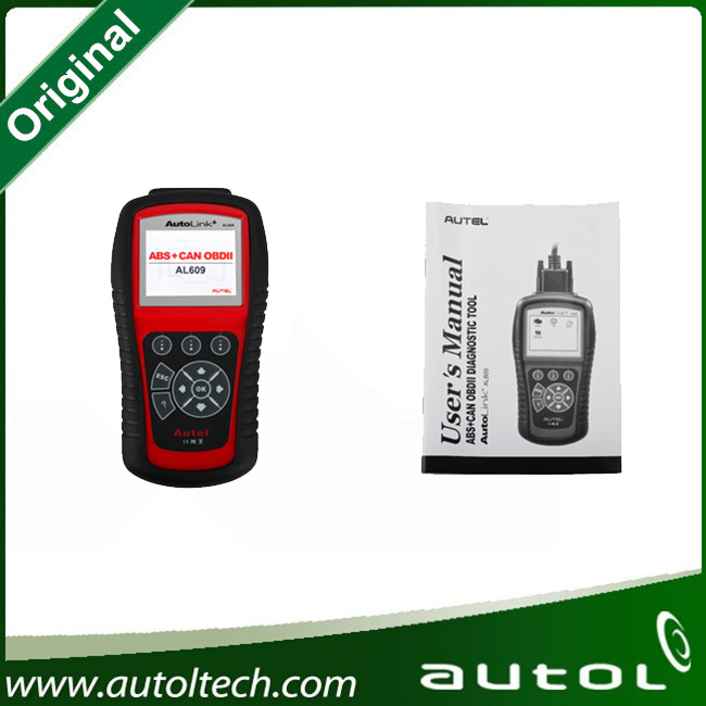 2016 Autel AutoLink AL609 from Authorized Professional Distributor OBD China