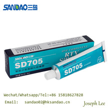 SD902W Electronic Single Component Silicone Rubber Adhesive RTV Silicone Sealant use for LED Display Module