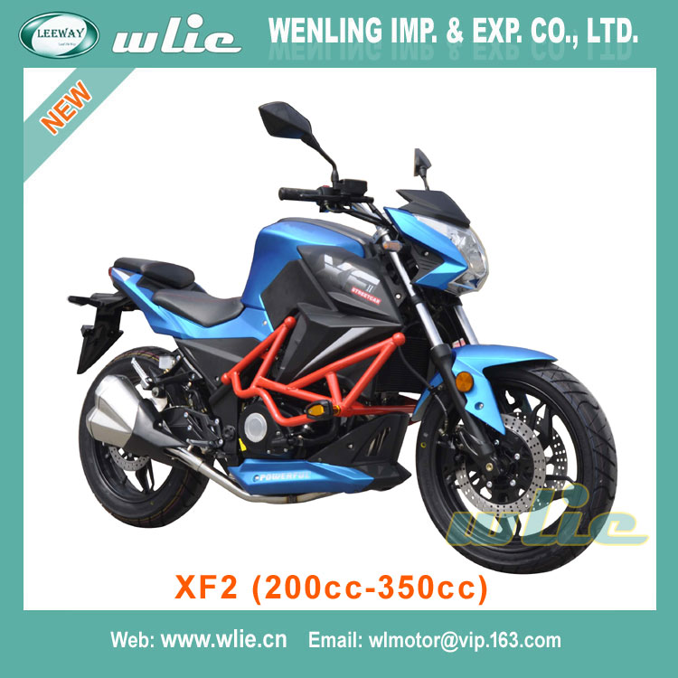 Cheap Price luxury power motorcycle street model lifo lifan 250cc engine Racing Motorcycle XF2 (200cc, 250cc, 350cc)