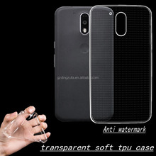 Factory price TPU phone case for MOTO G/G2/G3/E/E2/G4,ultra-thin transparent clear TPU case