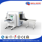 Hotel/Shopping mall security use X ray baggage Scanner 6550 x-ray inspection system