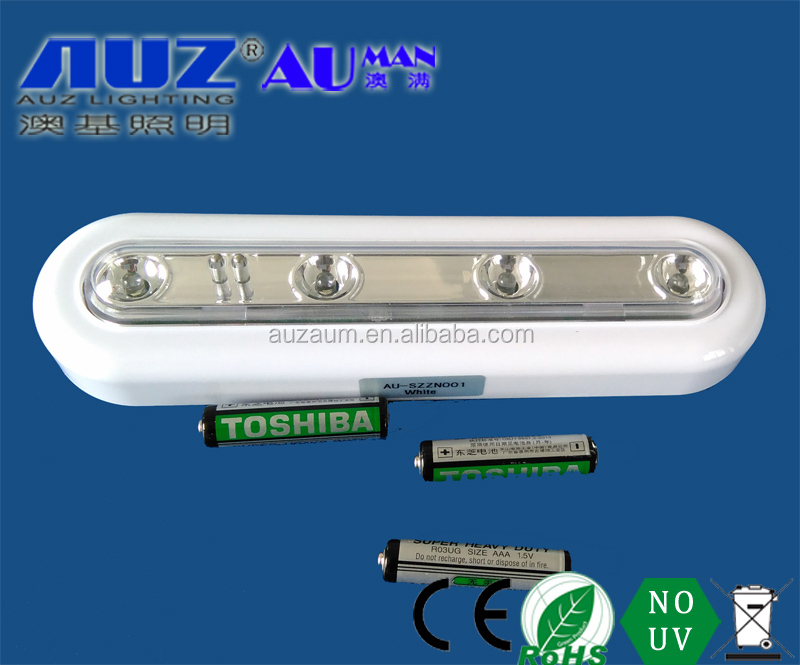 Special offer touch LED display Cabinet Light