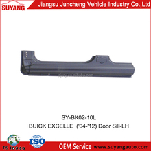 BUICK EXCELLE 04-12 door sill metal parts rock bottom auto parts